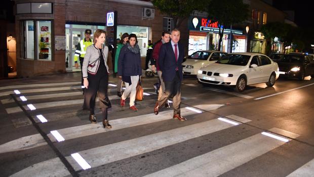 Derechos de los peatones.